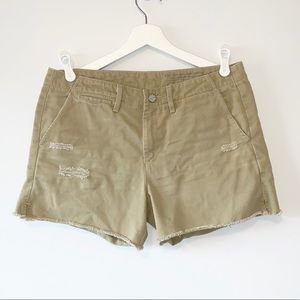 AG Supply Standard Issue Khaki Shorts
